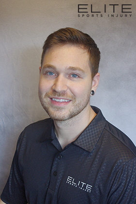 Jared Frobisher - Winnipeg Physiotherapy Professional, St Vital