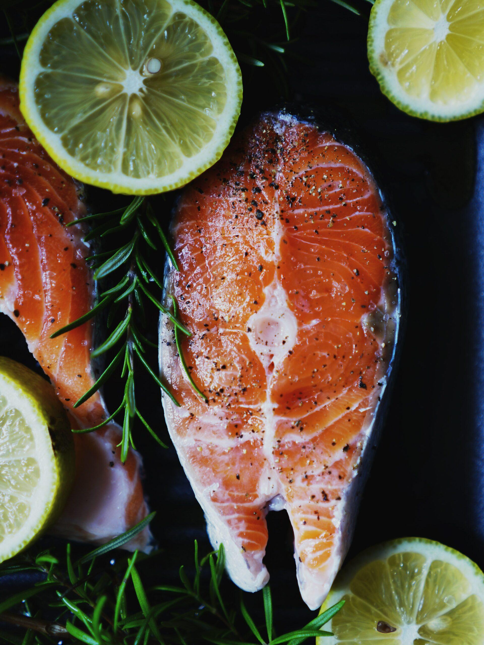 mediteraans voedingspatroon gezonde voeding vette vis