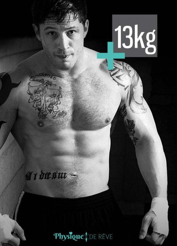 tom-hardy-warrior-13kilos-muscle-pectoraux-dos