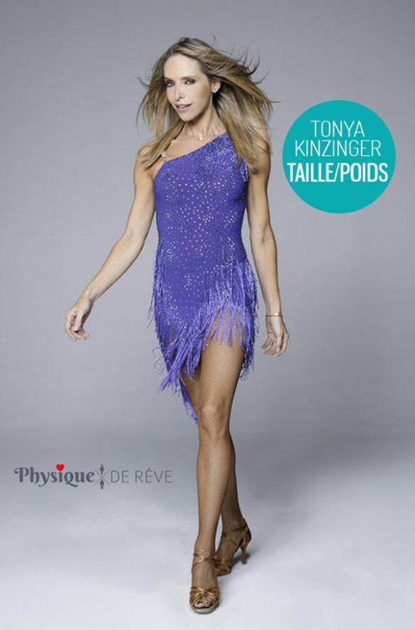 Tonya-kinzinger-taille-poids-sexy