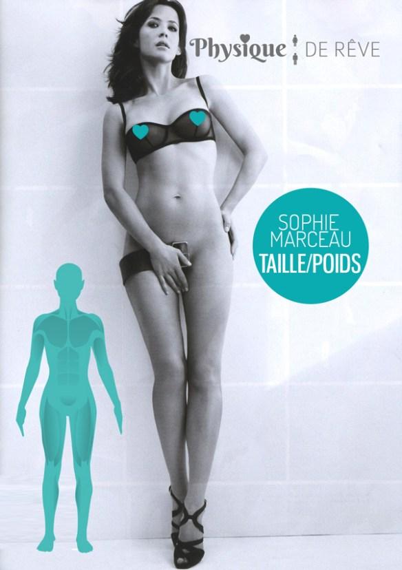 sophie-marceau-taille-poids-mensurations