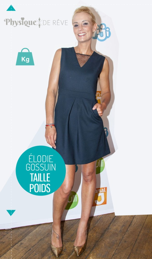 Elodie-Gossuin-taille-poids