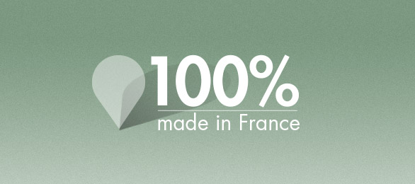 100% Made in France *