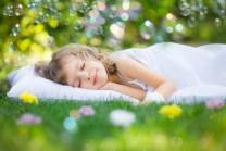 Auch im Schlaf ist der Körper aktiv