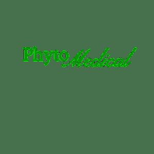 Phytomedical Logo transparent background
