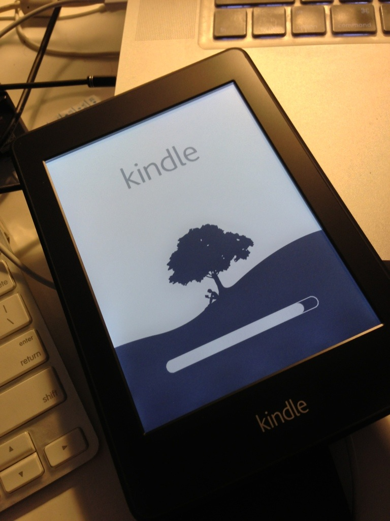 Kindle Paperwhite 3G by GROOV store