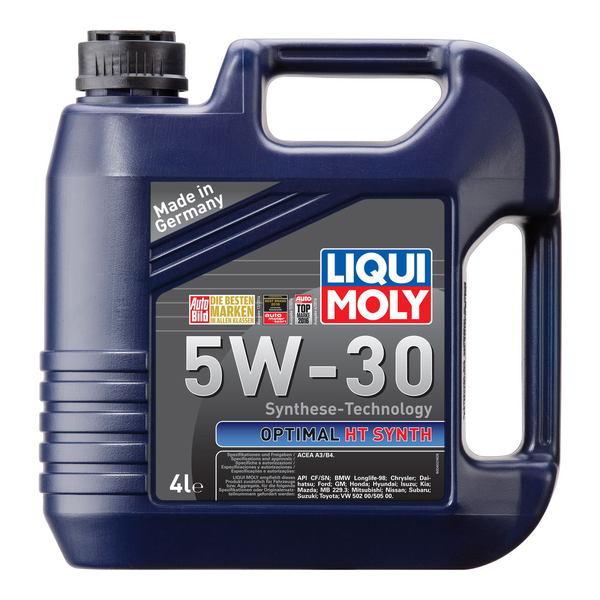 LIQUI MOLY Optimal HT Synth 5W-30 - технологичное моторное масло