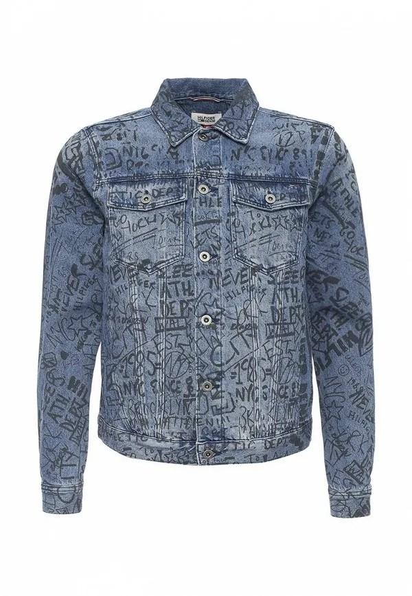 Куртка джинсовая Tommy Hilfiger Denim Tommy Hilfiger Denim TO013EMNSJ78