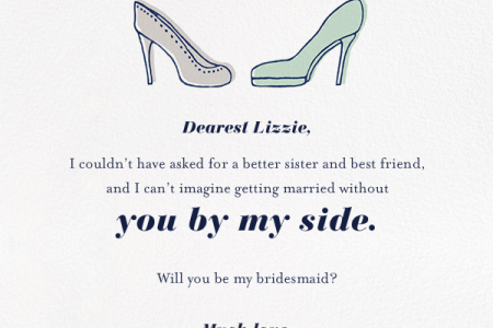 Free Professional Resume Thank You Letter To Bridesmaids - Will you be my bridesmaid letter template