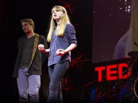 How Popcorn Maker adds a new layer of information to a TEDTalk