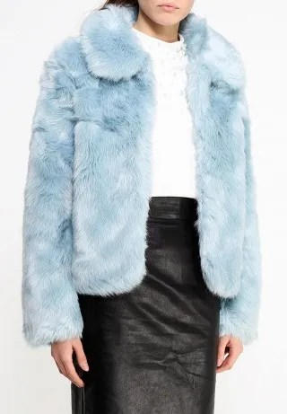 Шуба SHORT FUR JACKET