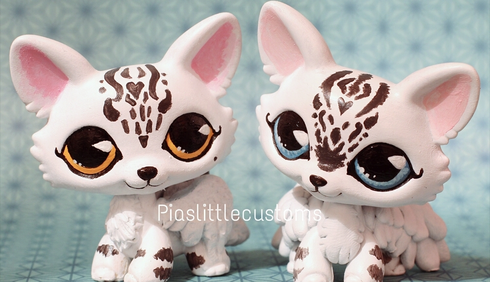 littlest pet shop shorthair cat customs littlest pet shop