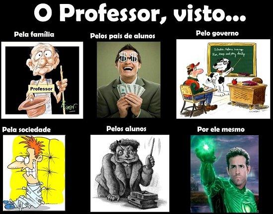 Piadas de Professores