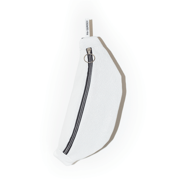 Sporty White - Fanny Pack