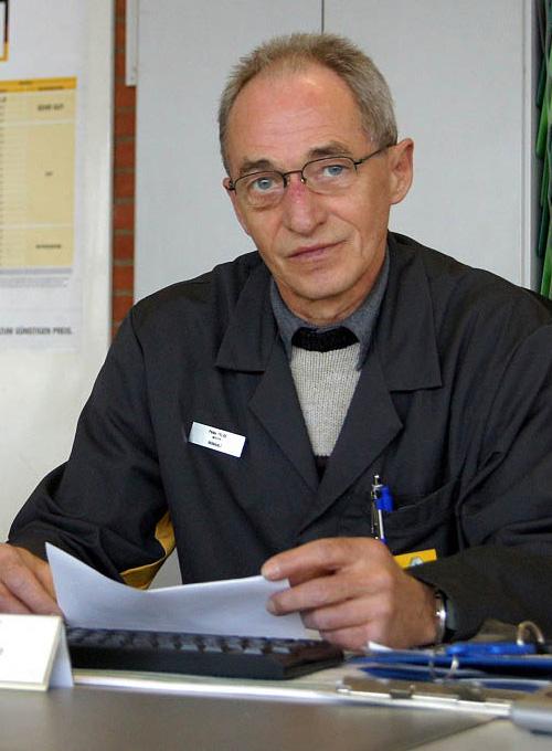 Peter Telke - Serviceberater