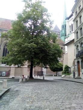 geneva deserted street