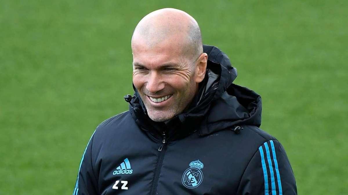 Zidane diyakin akan sukses bersama Chelsea