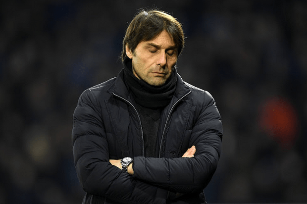Conte Menganggur Karena Tidak Ada Tawaran Melatih