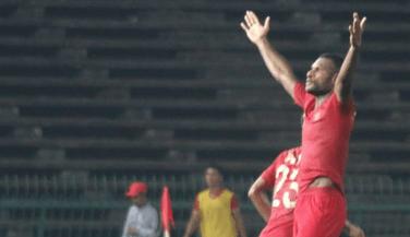 U-22 Indonesia Menang Lawan U-22 Kamboja : 2-0