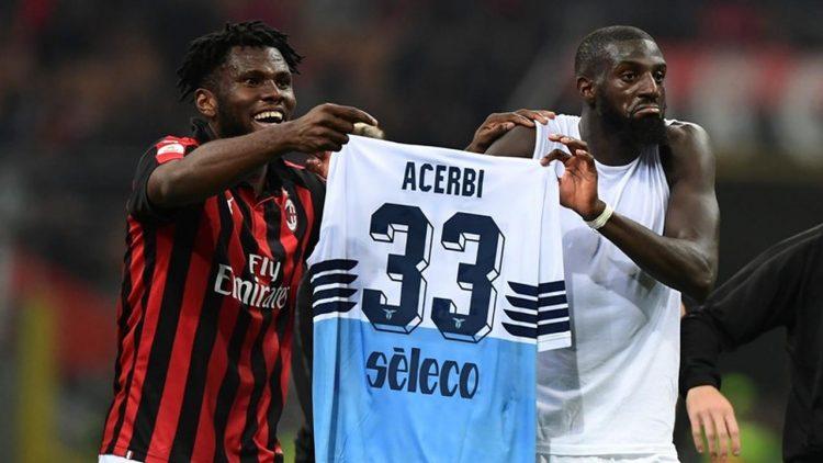 Kemenangan Lazio Dinodai Aksi Rasialis Dari Suporternya