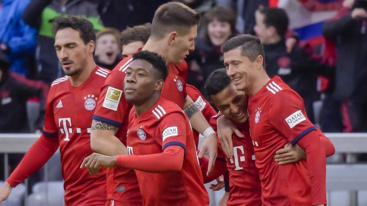 Mimpi Buruk Diakhir Musim Untuk Bayern Munchen