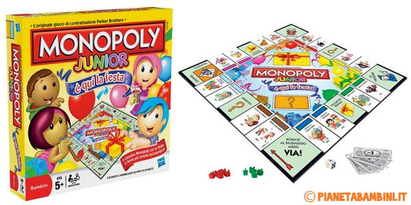 10 Giochi Di Società Da Tavolo Per Bambini Molto Divertenti