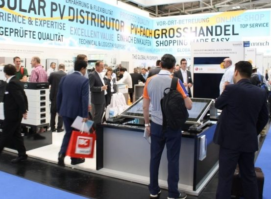 Cosa resta di Intersolar 2017 – Commercial energy storage: New products drive the markets