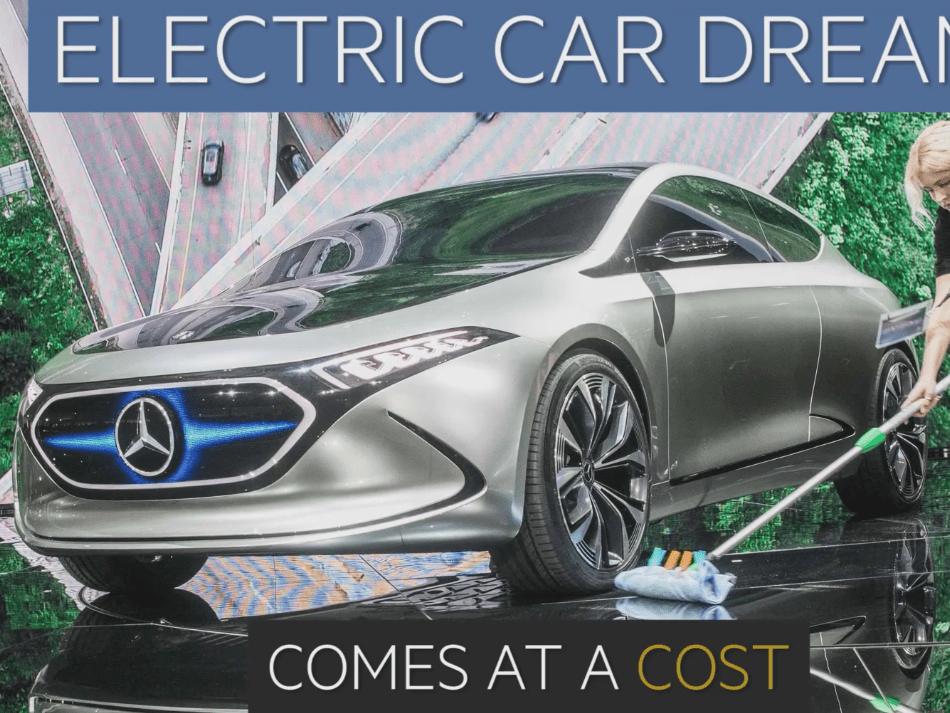Breve  ed esauriente video su ciò che sta accadendo intorno alla mobilità elettrica.