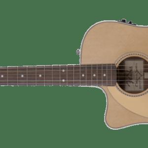 Guitare électro-acoustique Fender Sonoran SCE POUR GAUCHERS