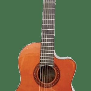 Guitare électro-classique CLEVAN 300CE