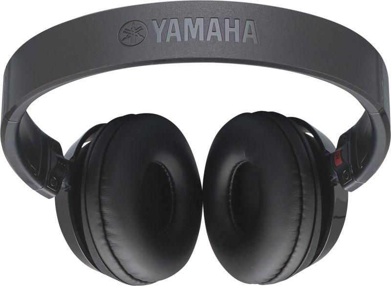 The Yamaha HPH-50B - Top View