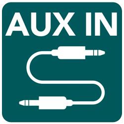 Auxiliary/Audio In