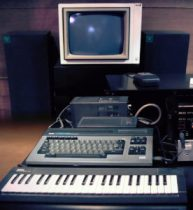 OLD MIDI Setup From Museum of Musical Instruments in Brussels