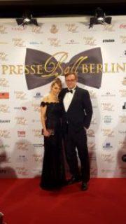 Peter Listmann mit Frau Sandra