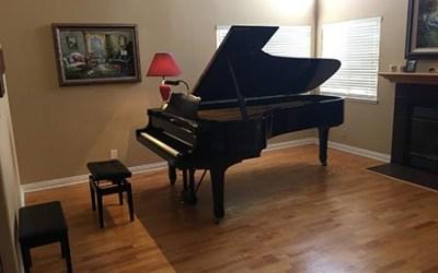 Happy New Year From John Douglas / Rancho Piano!!