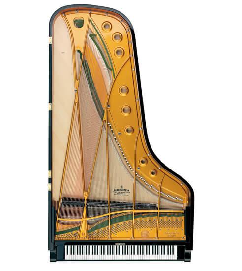Рояль C.Bechstein D 282