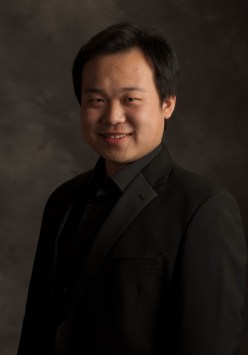 Ao Li, bass-baritone from China