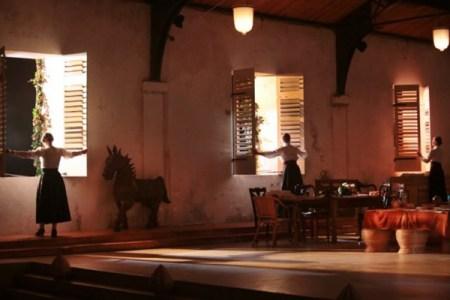 Une chambre en Inde - création collective du Théâtre du Soleil dirigée par Ariane Mnouchkine - photo © Michèle Laurent