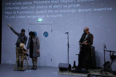 Métamorphoses, Ovide, Théâtre de l'Aquarium, Aurélie Van den Daele, Cartoucherie de Vincennes, Pianopanier