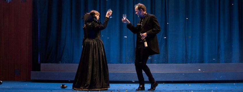Songes et Métamorphoses, création de Guillaume Vincent d'après Ovide et Shakespeare, photo Elizabeth Carecchio