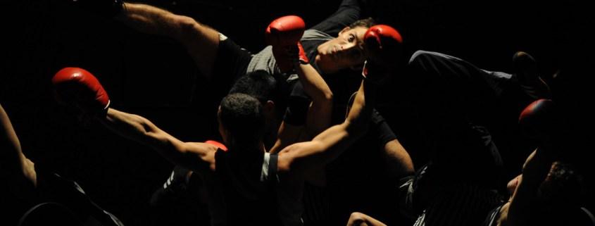 Boxe Boxe - Mourad Merzouki - Théâtre du Rond-Point - © M. Cavalca