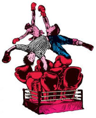 Boxe Boxe Théâtre du Rond-Point Cie Käfig, revue de presse Pianopanier