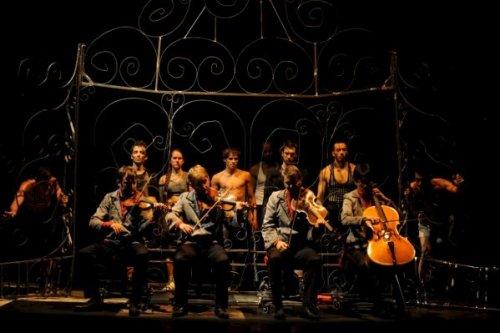 Boxe Boxe - Mourad Merzouki - Quatuor Debussy