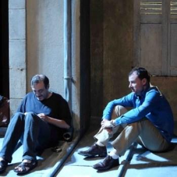Livret de famille, Eric Rouquette, Christophe de Mareuil, Guillaume Destrem, Essaïon Théâtre, Pianopanier