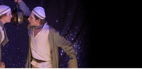 Amphitryon de Molière mise en scène Stéphanie Tesson, au théâtre de Poche-Montparnasse, coup de coeur Pianopanier