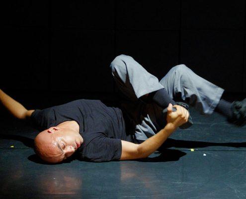 La Géographie du danger - un spectacle conçu et interprété par Hamid Ben Mahi
