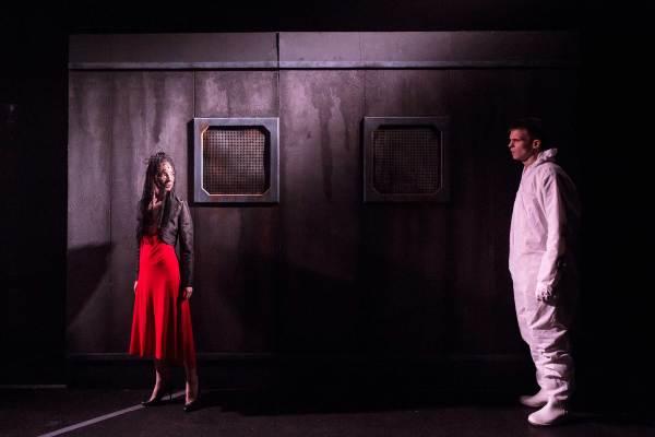 Solaris - Théâtre de Belleville - Photo Avril Dunoyer