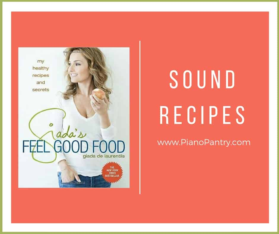 Sound Recipes Giada's Feel Good Food