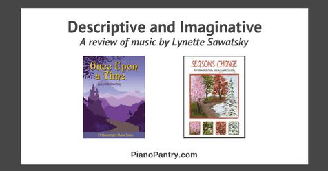 Descriptive and Imaginative A review of music by Lynette Sawatsky (and a free download offer)