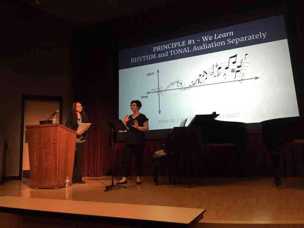 PRESENTATION: Teaching the Way We Learn: Applications of Gordon's Music Learning Theory for Piano Teachers [co-presented with Joy Morin]